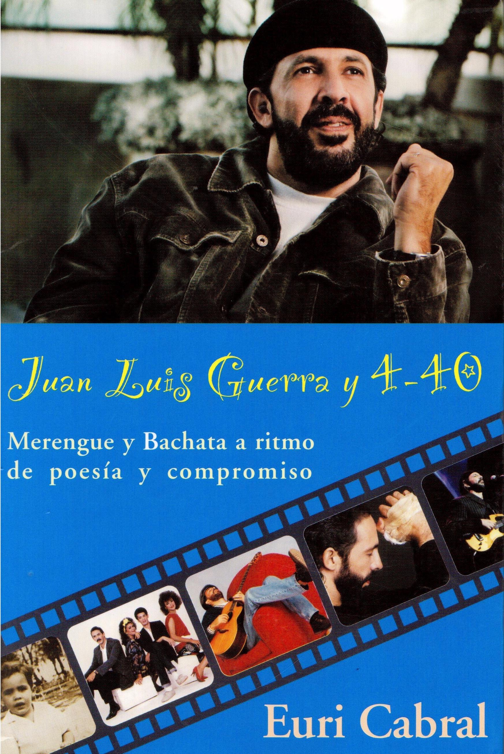 Juan Luis Guerra y 440 Euri Cabral
